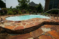 Crystal Springs Fiberglass Pool